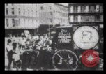 Image of Delivering newspapers New York City USA, 1903, second 25 stock footage video 65675040619