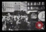 Image of Delivering newspapers New York City USA, 1903, second 26 stock footage video 65675040619