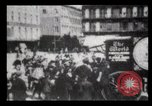 Image of Delivering newspapers New York City USA, 1903, second 28 stock footage video 65675040619