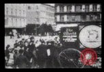 Image of Delivering newspapers New York City USA, 1903, second 30 stock footage video 65675040619