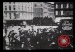 Image of Delivering newspapers New York City USA, 1903, second 33 stock footage video 65675040619