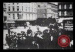 Image of Delivering newspapers New York City USA, 1903, second 35 stock footage video 65675040619
