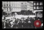 Image of Delivering newspapers New York City USA, 1903, second 37 stock footage video 65675040619