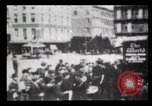 Image of Delivering newspapers New York City USA, 1903, second 38 stock footage video 65675040619