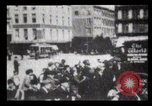 Image of Delivering newspapers New York City USA, 1903, second 39 stock footage video 65675040619