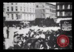 Image of Delivering newspapers New York City USA, 1903, second 41 stock footage video 65675040619