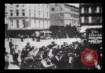 Image of Delivering newspapers New York City USA, 1903, second 44 stock footage video 65675040619