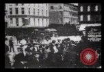 Image of Delivering newspapers New York City USA, 1903, second 47 stock footage video 65675040619