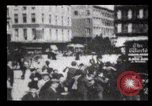 Image of Delivering newspapers New York City USA, 1903, second 48 stock footage video 65675040619