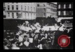 Image of Delivering newspapers New York City USA, 1903, second 52 stock footage video 65675040619