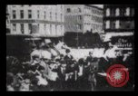 Image of Delivering newspapers New York City USA, 1903, second 54 stock footage video 65675040619