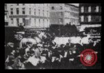 Image of Delivering newspapers New York City USA, 1903, second 55 stock footage video 65675040619