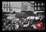 Image of Delivering newspapers New York City USA, 1903, second 56 stock footage video 65675040619