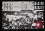 Image of Delivering newspapers New York City USA, 1903, second 60 stock footage video 65675040619