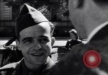 Image of United States troops Germany, 1948, second 34 stock footage video 65675040633