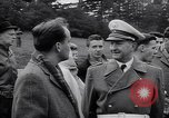 Image of United States soldiers in Germany after war Germany, 1949, second 52 stock footage video 65675040634