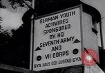 Image of United States soldiers in Germany after war Germany, 1949, second 56 stock footage video 65675040634