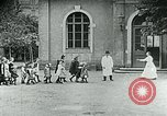 Image of Feeding children in Dresden Germany Germany, 1920, second 18 stock footage video 65675040648