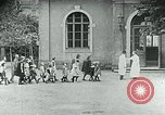Image of Feeding children in Dresden Germany Germany, 1920, second 19 stock footage video 65675040648