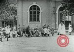 Image of Feeding children in Dresden Germany Germany, 1920, second 21 stock footage video 65675040648