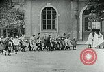 Image of Feeding children in Dresden Germany Germany, 1920, second 22 stock footage video 65675040648