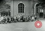 Image of Feeding children in Dresden Germany Germany, 1920, second 24 stock footage video 65675040648