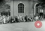Image of Feeding children in Dresden Germany Germany, 1920, second 25 stock footage video 65675040648