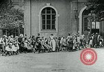 Image of Feeding children in Dresden Germany Germany, 1920, second 28 stock footage video 65675040648