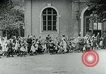 Image of Feeding children in Dresden Germany Germany, 1920, second 29 stock footage video 65675040648