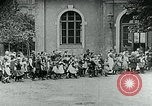Image of Feeding children in Dresden Germany Germany, 1920, second 30 stock footage video 65675040648