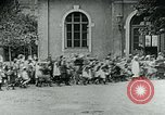 Image of Feeding children in Dresden Germany Germany, 1920, second 31 stock footage video 65675040648