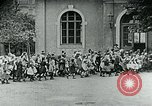 Image of Feeding children in Dresden Germany Germany, 1920, second 34 stock footage video 65675040648