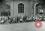 Image of Feeding children in Dresden Germany Germany, 1920, second 36 stock footage video 65675040648