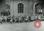 Image of Feeding children in Dresden Germany Germany, 1920, second 37 stock footage video 65675040648