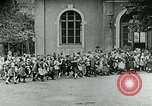 Image of Feeding children in Dresden Germany Germany, 1920, second 39 stock footage video 65675040648