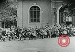 Image of Feeding children in Dresden Germany Germany, 1920, second 40 stock footage video 65675040648
