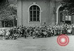 Image of Feeding children in Dresden Germany Germany, 1920, second 41 stock footage video 65675040648