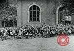 Image of Feeding children in Dresden Germany Germany, 1920, second 42 stock footage video 65675040648