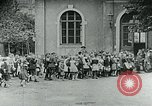 Image of Feeding children in Dresden Germany Germany, 1920, second 46 stock footage video 65675040648