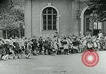 Image of Feeding children in Dresden Germany Germany, 1920, second 47 stock footage video 65675040648