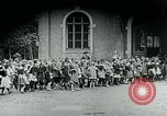 Image of Feeding children in Dresden Germany Germany, 1920, second 49 stock footage video 65675040648