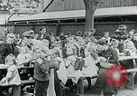 Image of Feeding children in Dresden Germany Germany, 1920, second 54 stock footage video 65675040648