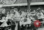 Image of Feeding children in Dresden Germany Germany, 1920, second 56 stock footage video 65675040648
