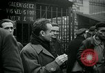 Image of Strikes Paris France, 1947, second 22 stock footage video 65675040649