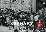 Image of long queues Germany, 1947, second 5 stock footage video 65675040650