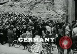 Image of long queues Germany, 1947, second 7 stock footage video 65675040650