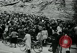 Image of long queues Germany, 1947, second 9 stock footage video 65675040650