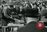 Image of long queues Germany, 1947, second 13 stock footage video 65675040650