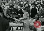 Image of long queues Germany, 1947, second 14 stock footage video 65675040650