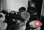 Image of long queues Germany, 1947, second 24 stock footage video 65675040650